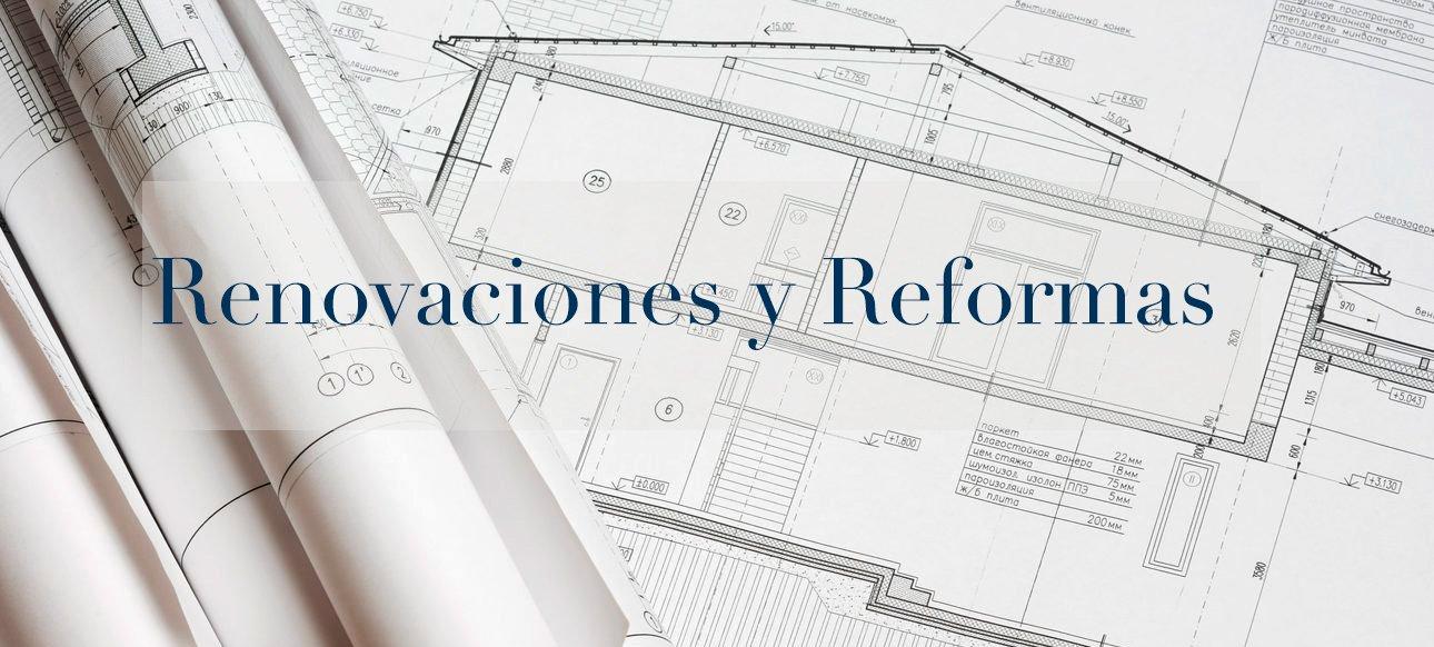 Renovaciones y Reformas